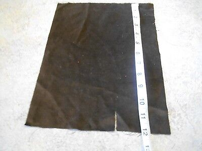 2 PIECES ANTIQUE BR COTTON  VELVET for FRENCH FASHION-GERMAN BISQUE-CHINA DOLL