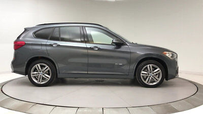 2018 BMW X1 xDrive28i Sports Activity Vehicle xDrive28i Sports Activity Vehicle 4 dr Automatic Gasoline 2.0L 4 Cyl Mineral Gra