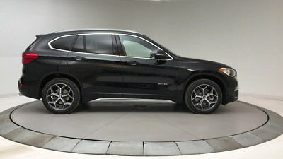 2018 BMW X1 sDrive28i Sports Activity Vehicle sDrive28i Sports Activity Vehicle 4 dr Automatic Gasoline 2.0L 4 Cyl