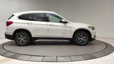 2018 BMW X1 xDrive28i Sports Activity Vehicle xDrive28i Sports Activity Vehicle New 4 dr Automatic Gasoline 2.0L 4 Cyl Alpine