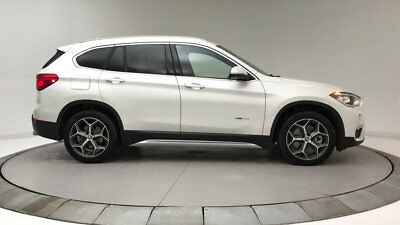 2018 BMW X1 xDrive28i Sports Activity Vehicle xDrive28i Sports Activity Vehicle New 4 dr Automatic Gasoline 2.0L 4 Cyl Mineral