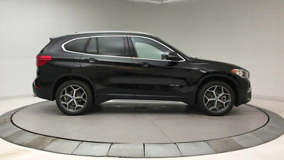 2018 BMW X1 xDrive28i Sports Activity Vehicle xDrive28i Sports Activity Vehicle New 4 dr Automatic Gasoline 2.0L 4 Cyl Jet Bla