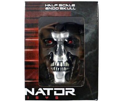 Terminator Endo Skull Schädel Collectable