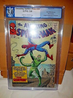 Fantastic Four #45 1st Inhumans CGC 5.0 Marvel Comics Jack Kirby Stan Lee VG/FN
