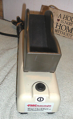 FMC Technologies Syntron Mini-Checkmate Check Jogger - WORKS GREAT!