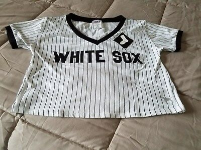 Victoria's Secret Pink Chicago White Sox  Size XSmall Free Shipping