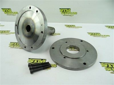 """Nice 7"""" Back Plate 5Mt Mount + Thread Adapter Plate"""