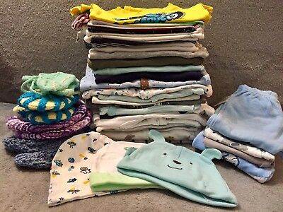 Lot of 40p CUTE BOY Clothes 3-6 Month