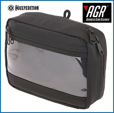 Maxpedition Advanced Gear Research IMP Individual  First Aid Pouch Black IMPBLK