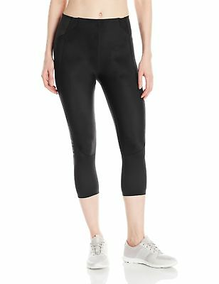 SKINS Women's A400Compression 3/4 Capri Tights Nexus Small New