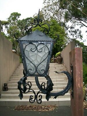 Outdoor Vintage Wall Or Porch Light.