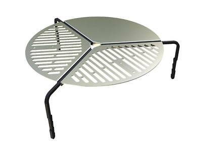 Front Runner Spare Tyre Mount Camp BBQ Grate Camping 4WD Plate 4wd 4x4 Fire Cook