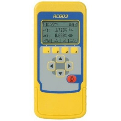 Spectra Spectra RC603 Laser Remote Control For UL633 Laser Levels