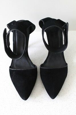 Alexander Wang Black Pointy Heels Size 37