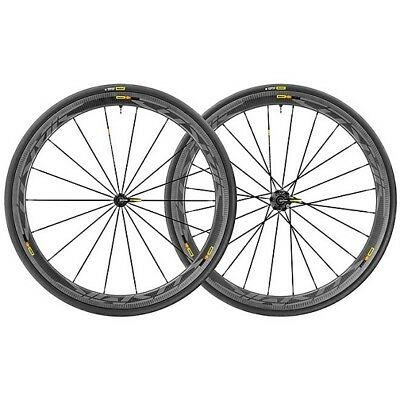 Set ruote Road Cosmic Pro Carbon SL UST Mavic