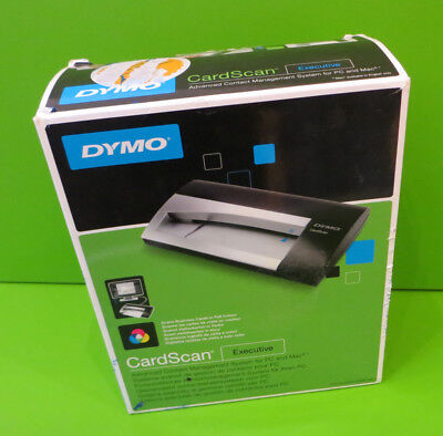 Cardscan 62 business card scanner 999 picclick uk dymo cardscan executive version 9 business card scanner faulty reheart Gallery