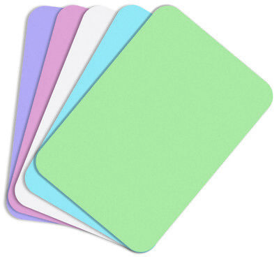 """Disposable Tray cover 8.5x12.25"""" 1000/box Dental Tattoo All Colors FDA Approved"""