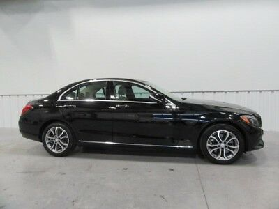 2015 Mercedes-Benz 300-Series Black, ash trim 2015 Mercedes-Benz C-Class C300, MINT, low mileage, priced to sell