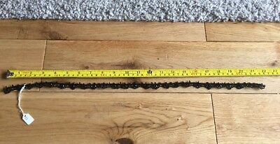 Antique Vintage black glass bead trim Victorian Mourning Appliqué Goth Steampunk
