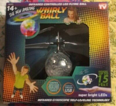 The New Amazing Whirly Ball NIB