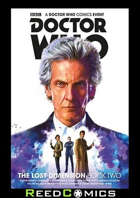 DOCTOR WHO THE LOST DIMENSION VOLUME 2 HARDCOVER (128 Pages) New Hardback