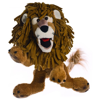 Carl the Lion Puppet