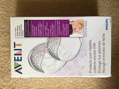 Philips Avent Breast Shell Set  - barely used - great condition