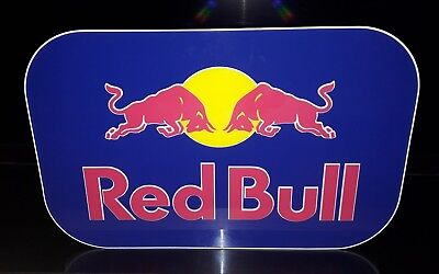 Red Bull Leuchtreklame 20 x 30  Top* selten*