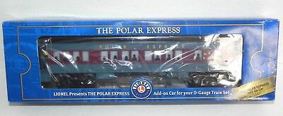 Lionel 83437 ~ The Polar Express Announcement Add On Car - New ~ Free Shipping!