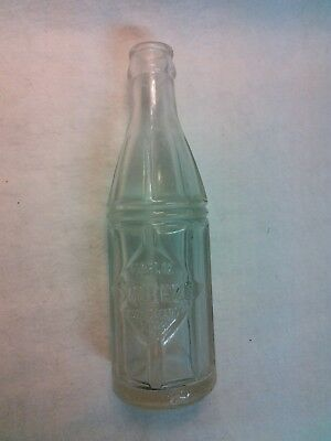 SQUEEZE Soda Bottle * Rare * Bottled in Sweetwater, Texas