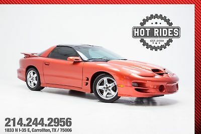 2002 Pontiac Trans Am Trans Am WS6 Heads/Cam With Many Upgrades