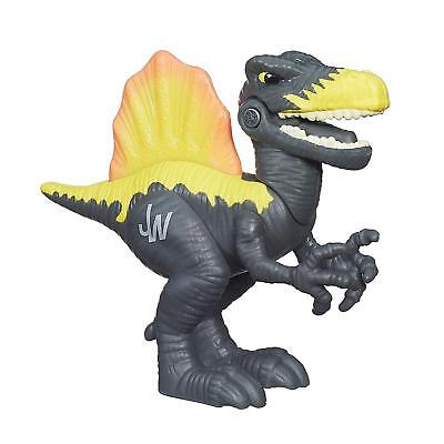 NEW Playskool Jurassic World Spinosaurus Heroes Chomp n' Stomp Dino Figure