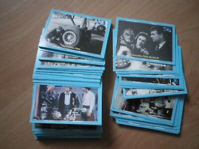 Collection Of Doctor Who Trading Cards - 2000 Strictly Ink - 120 Cards