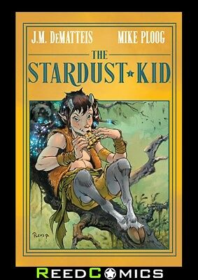 STARDUST KID HARDCOVER New Hardback by Mike Ploog and J M DeMatteis (160 Pages)