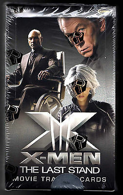 Rittenhouse X-Men The Last Stand Case of 12 HOBBY Boxes