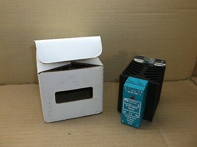 RSDA-660-40-1D1 Continental Industries NEW In Box 40A SSR Solid State Relay
