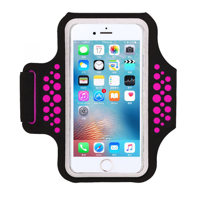 Armband for iPhone 8/7/iPhone 6s/6, Haissky Sweatproof Sports Running Workout Ar