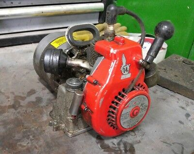 Vintage OHLSSON & RICE Tiny Tiger Model 65-1 Engine Generator Nice Condition