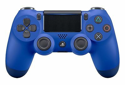 Sony PlayStation 4 PS4 Dualshock 4 Wireless Controller (Wave Blue) NEW