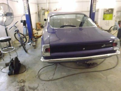 1968 Plymouth Barracuda Formula S 1968 plymouth barracuda car has erverything done just needs put together
