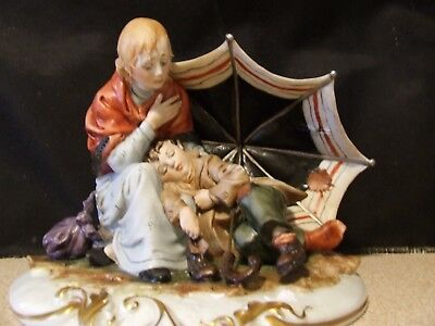 """Tyche Tosca Figurine """"Long Day  -   Excellent condition"""