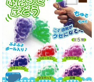 Jelly Grapes Squishies