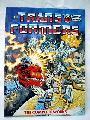 Transformers The Complete Works (Part 1) 1986