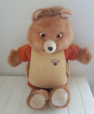 Teddy Ruxpin With Cassette