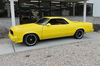 1978 Chevrolet El Camino  1978 CHEVROLET EL CAMINO CUSTOM 454 LS6 CHOPPED AND SHAVED DOOR HANDLES