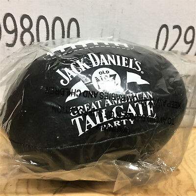 Jack Daniels Great American Tailgate Party Mini Soft Football New In Pack