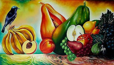 Original Art Painting Oil Canvas Cuban Art Arte Cuba YOANDRIS PEREZ BATISTA 70