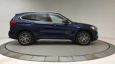 2018 BMW X1 sDrive28i Sports Activity Vehicle sDrive28i Sports Activity Vehicle New 4 dr Automatic Gasoline 2.0L 4 Cyl Mediter