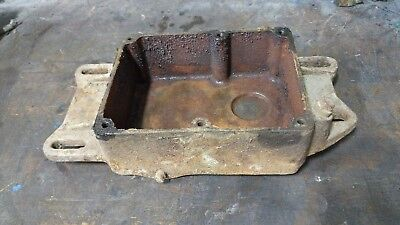 Antique Maytag Gas Fuel Tank Short Frame  Engine Motor Model 92 Hit And Miss