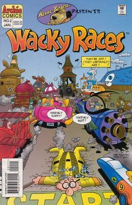 Hanna-Barbera Presents 2 Wacky Races Racers Kirk Hanson Jeralds Archie NM